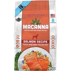 Grandma Lucys Dog Macanna ana Grain Free  Free Salmon
