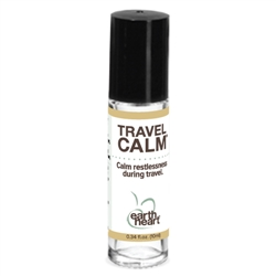 Travel Calm in Coconut Oil 10ml Roll-on by Earth Heart Inc.