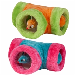 Chomper 1 pc Peek A Boo Interactive Tube Tunnel