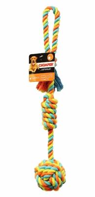 Chomper Rope Fist Tug