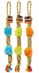 Chomper Plush Rope Tug