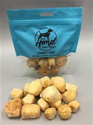Himal Cheesy Puff Dog Treats - All Natural, Organic Gluten Free