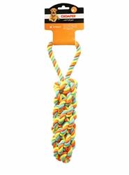 Chomper Woven Rope Monkey Fist Tug