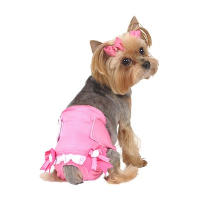 Pink Girl Fancy Pants