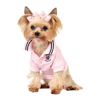 Light Pink Polo Shirt