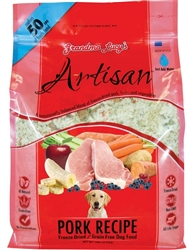 Grandma Lucy's Artisan Pork Grain Free Dog Food