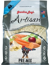 Grandma Lucy's Artisan Pre-Mix Grain Free Dog Food