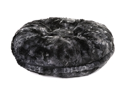 Black Rabbit Round Bed