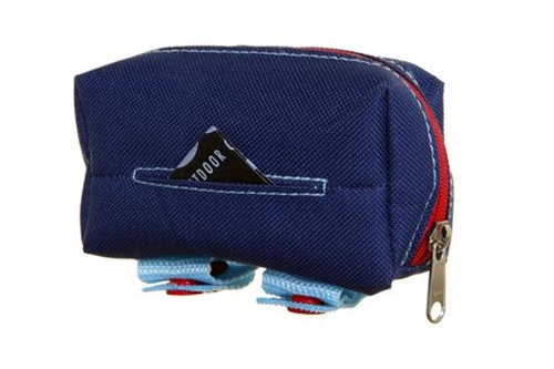 DOOG Tidy Pouch Navy & Red