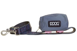 DOOG Tidy Pouch Pink & Grey