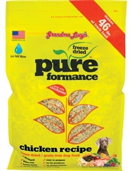 Grandma Lucy's Pureformance Chicken Grain Free Dog Food