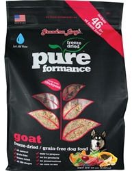Grandma Lucy's Pureformance Goat Grain Free Dog Food 3 Pound