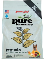 Grandma Lucy's Pureformance Pre-Mix Grain Free Dog Food