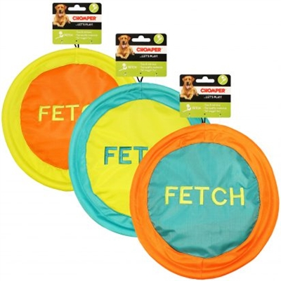 Chomper Ballistic Frisbee - Fetch -Large