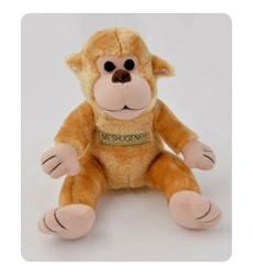 Dog Toy - Meshugeneh the Monkey