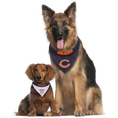 Chicago Bears Reversible Bandana