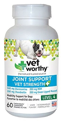 Joint Support Level 4 Chewable