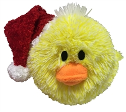 "4"" CHR EZ Squeaker Ball -SQUEAKY CHICK"