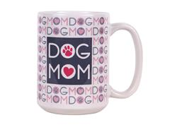 Dog Mom - Big Mug