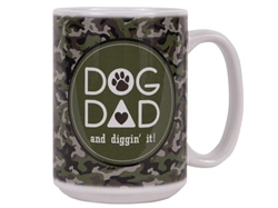 Dog Dad - Big Mug