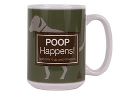 Poop Happens - Big Mug