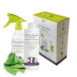 Petbiotics Cleaner Kit for Pets