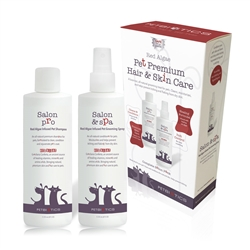 Petbiotics Salon Pro + Spa Kit