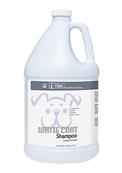 White Coat Shampoo Coconut Gallon