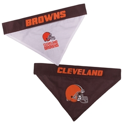 Cleveland Browns Reversible Bandana