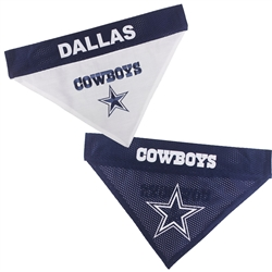 Dallas Cowboys Reversible Bandana