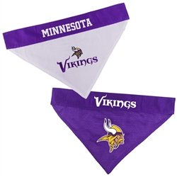 Minnesota Vikings Reversible Bandana