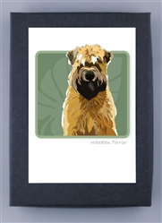 Wheaten Terrier Grrreen Box Notes