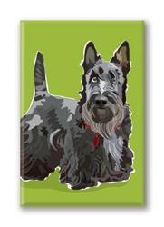 Scottish Terrier - Fridge Magnet