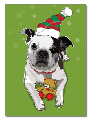 Holiday:  Boston Terrier