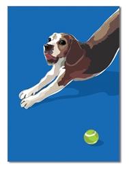 Get Well Soon:  Beagle