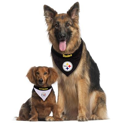 Pittsburgh Steelers Reversible Bandana