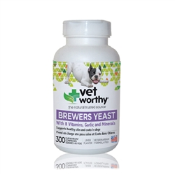 Brewers Yeast Chewable (300 Tablets)