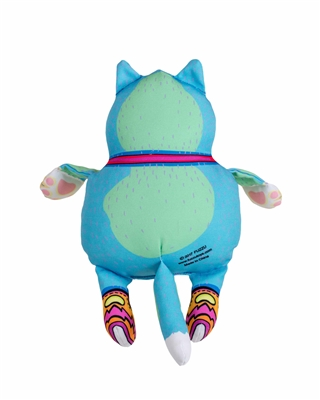 NIB Medium Dog Toy - That Sneaky Cat!