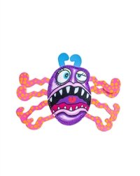 "Frazz Cat Toy - 5.25"" Splatterbugs"
