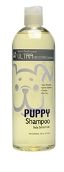 Ultra Puppy Shampoo Soft & Fresh 16 oz.