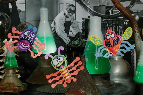 Blast-O Cat Toy - Splatterbugs