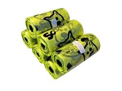 Bulk Poop Bags 20 Bags Per Roll