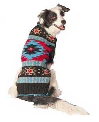 Black Southwest Sweater