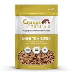 Mini Trainers Freeze Dried Beef
