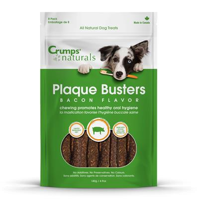 Plaque Busters with Bacon Flavour