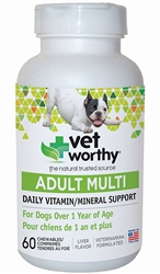 Adult Multi Chewable (60 Tablets)