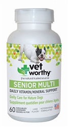 Senior Multi Chewable (60 Tablets)