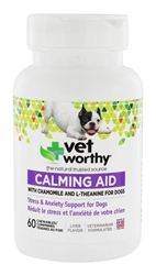 Calming Aid Chewable (60 Tablets)