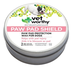Paw Pad Shield, 2oz. wax