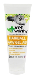 Hairball Paw Gel Aid